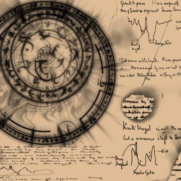 arcane circle parchment